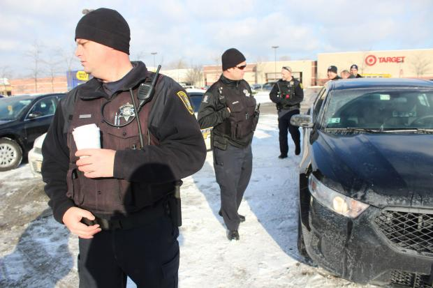 More than 150 officers from across Cook County assisted in the early morning operation Wednesday.