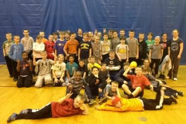 The 19th Ward Youth Foundation will host its annual Holiday Dodge Ball Tournament on Dec. 26 and 27. More than 500 elementary school children living in the Southwest Side ward participated in the event last year.