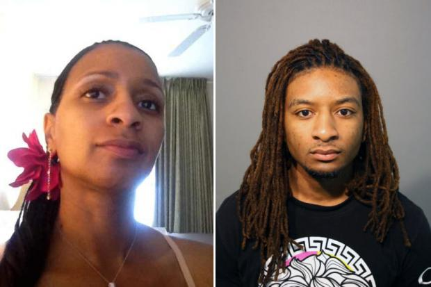 "Qaw'mane Wilson, a 26-year-old man whose stage name is "" Young QC ,"" allegedly enlisted the help of two other people to kill his mother Yolanda Holmes, the owner of Nappy Headz Salon, on Sept. 2, 2012."