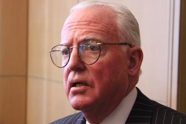 "Ald. Edward Burke said the city was ""asleep at the switch"" when the medical marijuana law passed in Springfield and lamented that the city ""doesn't have a role"" in its regulation."
