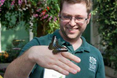 The Peggy Notebaert Nature Museum will host a luau party Friday night in the Butterfly Haven.