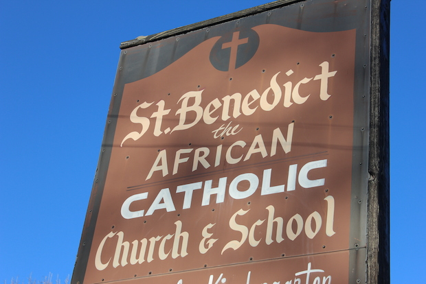 The Academy of St. Benedict the African, formerly St. Bernard, in Englewood closed Dec. 20, after more than 100 years in the neighborhood.