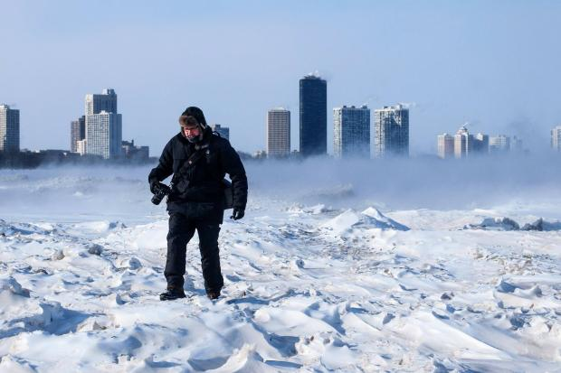 Despite unseasonably  high temperatures so far, Chicago is expecting a frigid and stormy winter season.