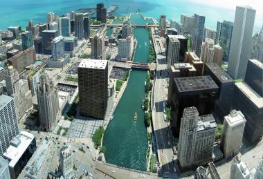 Learn the history of the reversal of the Chicago River Wednesday night at the Sulzer Library.