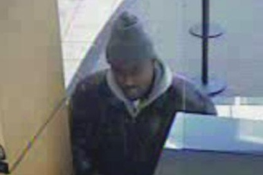 The FBI said this man robbed a Little Italy bank Thursday.