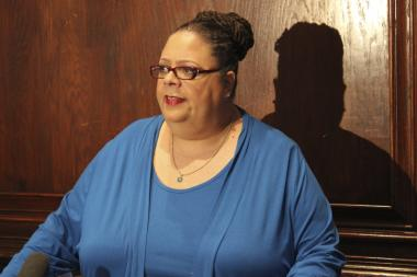 CTU President Karen Lewis is preparing for downstate legislative battles on charter schools and so-called pension reform.