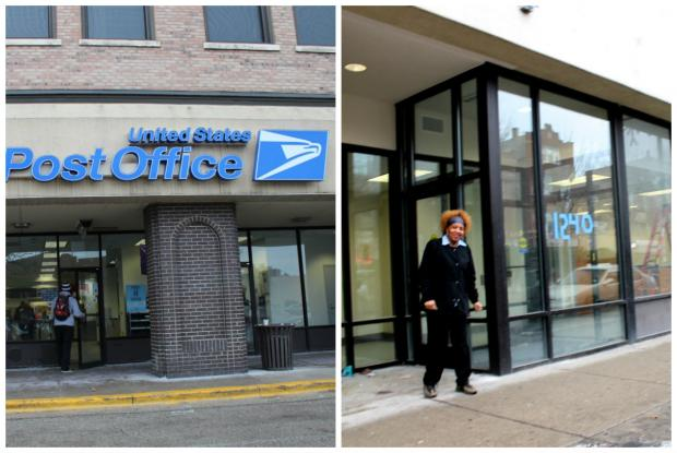 The Wicker Park Post Office branch at 1300 N. Ashland Ave. is relocating to a new storefront at 1240 N. Ashland Ave, around the corner. The office (except for the self serve kiosk) will close Saturday and reopen on Tuesday.