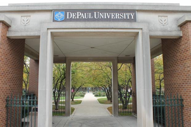 DePaul University is once again opening some of its parking lots and a garage to local residents.