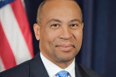 Massachusetts Gov. Deval Patrick will give the Martin Luther King Jr. Day address at the University of Chicago on Jan. 15.