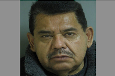 Authorities say Gilberto Vanegas was driving the wrong way on the Kennedy Expressway while drunk.