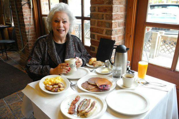 "Retiring restaurateur Ina Pinkney will sell what remains of her breakfast place, Ina's, in a public ""yard sale"" Friday and Saturday."