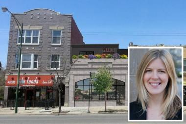Katrina Balog had worked for the Rogers Park Business Alliance for the past five years.