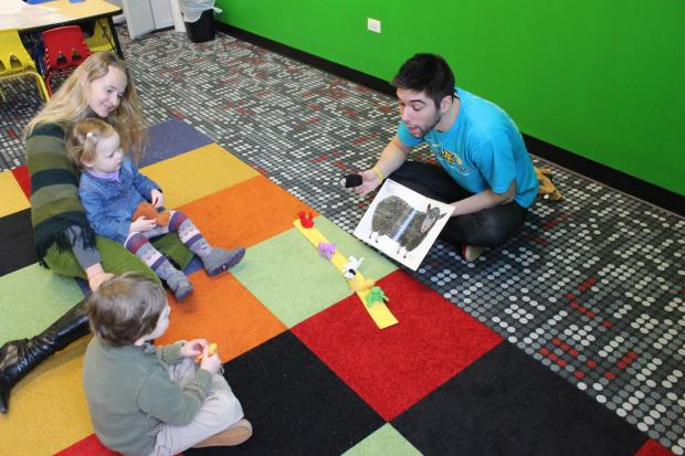 Language Stars opened an Uptown location last week.