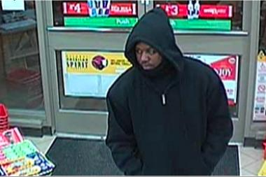 Police believe this man robbed four Loop 7-Eleven stores in two months.