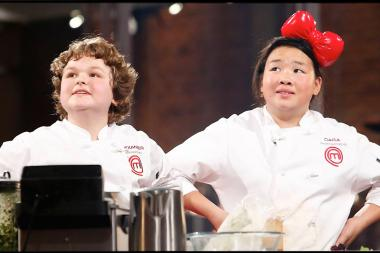 The Fox cooking competition was recently renewed for a second season. Chef Graham Elliot is a judge.