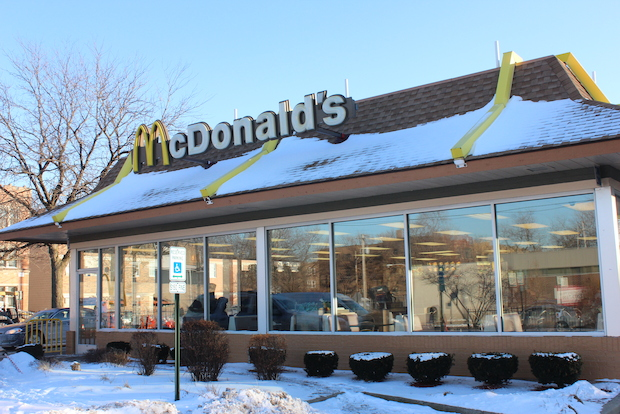 Lance Jones Sr. is the new franchise owner of a McDonald's restaurant at 2425 E. 79th St. in South Chicago.