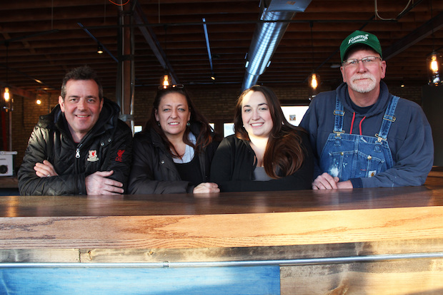 Peckish Pig, a brewpub, plans to open at 623 W. Howard St.
