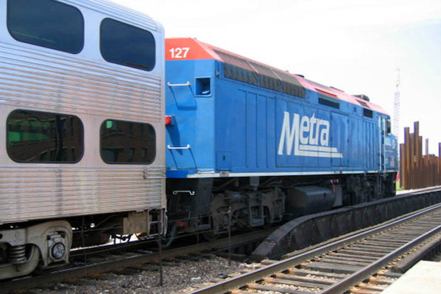Metra Aiming for May Opening of New Ravenswood Station