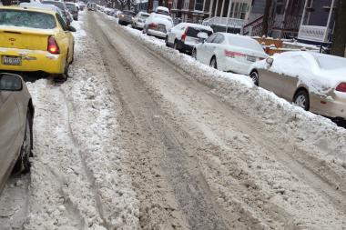 Residents across the city are complaining about unplowed streets in their neighborhood.