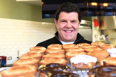 Rich Labriola, owner of Stan's Donuts at 1560 N. Damen Ave. in Wicker Park.
