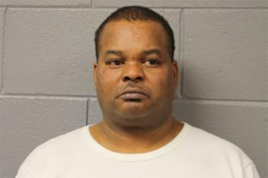 Rodney Burton, 47, of the first block of North Hoyne Avenue was charged with three counts of burglary and one count of possession of burglary tools, all felonies.