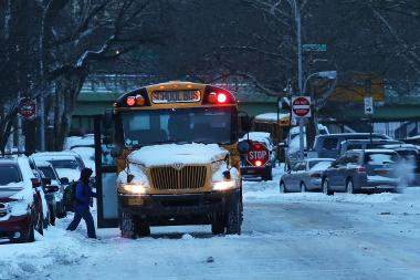It'll be back to school for students in Chicago on Wednesday.