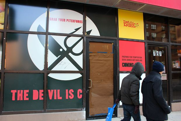 The South Loop Devil Dawgs could open as early as Jan. 15, owner Alan Katz said.