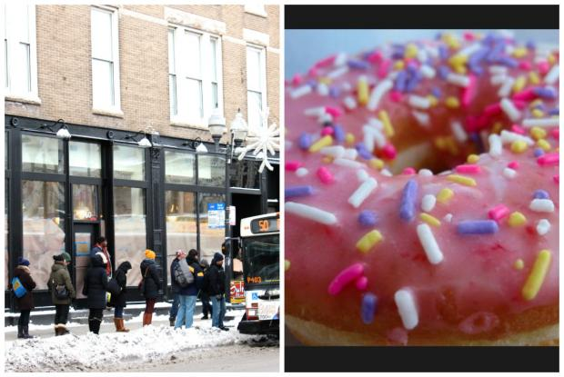 Stan's Donuts and Coffee at 1560 N. Damen Ave. plans to open by the third week of January, while La Colombe Torrefaction at 1552 N. Damen plans to open soon, too.