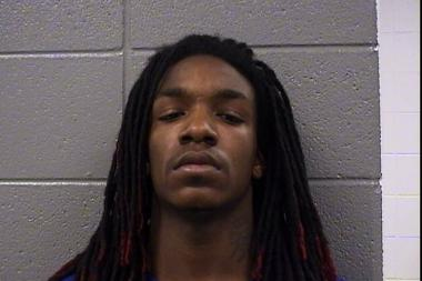 Tony D. Black, 19, of the 8200 block of South Hermitage Avenue.