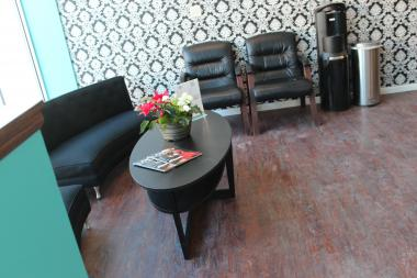 Vape's new lounge at 1722 N. Western Ave. on the border of Humboldt and Wicker Park.