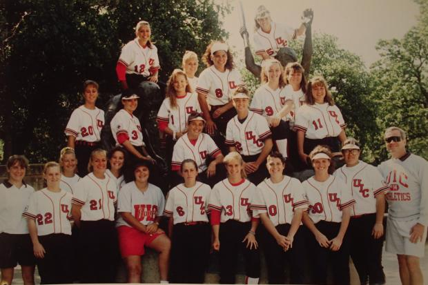 The University of Illinois at Chicago 1994 softball team is the school's only team to ever reach the Women's College World Series. The team is celebrating its 20th anniversary of the feat this year.
