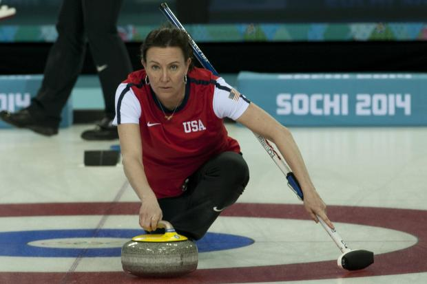 Olympic curler Ann Swisshelm talks Sochi, Blackhawks and hometown food