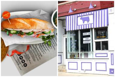 Banh Mi & Co. plans to open its fifth location at 1740 W. Division St. in Wicker Park this spring, owner Le Trinh said.
