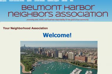 Belmont Harbor Neighbors is a neighborhood association promoting the wellness of residents and businesses in the community.