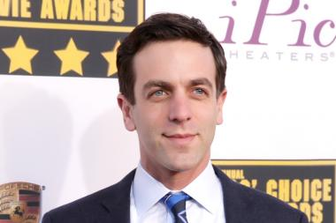 "B.J. Novak will be stopping by Lakeview to promote his new book ""One More Thing: Stories and Other Stories."""