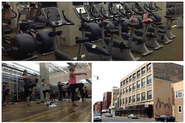 Bucktown Athletic Club, in Wicker Park, is tentatively scheduled to open March 6. There will be free class previews from 5-8 p.m. on Thursday.
