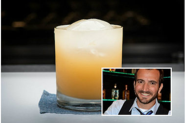 The Aviary's Charles Joly kicks off CH Distillery's bartending series Tuesday.