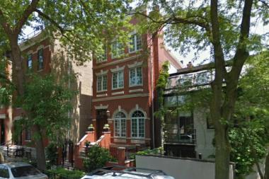 Charlier Trotter's Lincoln Park home went up for sale this week.