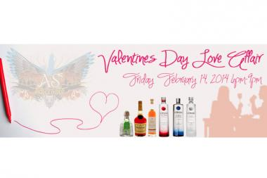 "A&S Beverages, 308 E. 75th St., is hosting a ""Valentine's Day Love Affair"" from 6-9 p.m. Friday, a free wine-tasting that includes a raffle for a couple to receive a $50 store credit."
