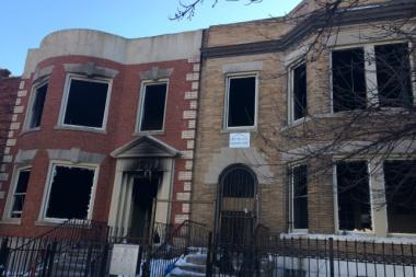 Jaantwiaon Edwards died after the 8 p.m. fire in the 100 block of North Laramie Avenue Friday.