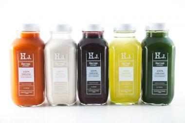 Harvest Juicery, a cold-pressed juice bar, opens Tuesday at 1012 W. Lake St.