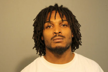 Lavonte Moore, 26, was charged with first-degree murder.