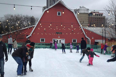 Chicago ice rinks, including the one at Lincoln Park Zoo, are open for one more weekend this season.