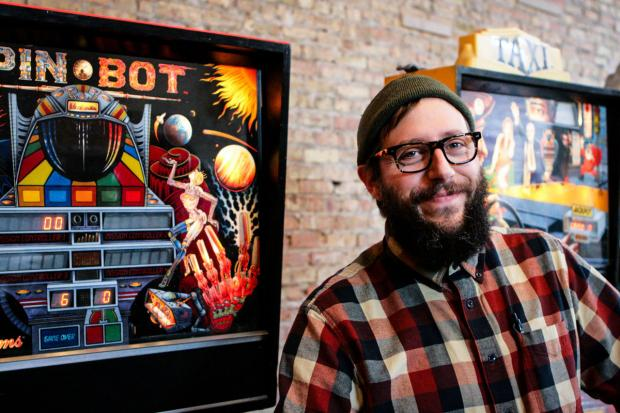Logan Hardware will open a new arcade bar in its old location next week.