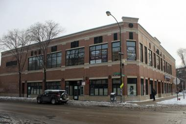 Logan Square Fitness is set to open at 2734 N. MIlwaukee Ave. this spring. Another facility for fitness classes will open a half block away above the Gap Outlet at 2778 N. Milwaukee Ave.