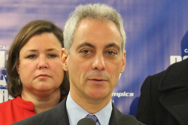 Mayor Rahm Emanuel said Friday the city had to play catch-up to deal with splintering gangs and gun violence.