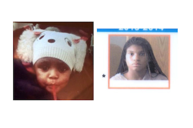 Morgan Melchor, 11 months, (l.) and Dominique Jackson, 16, were found after going missing, police said.
