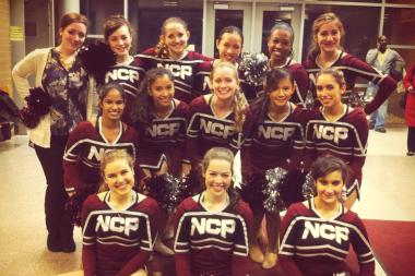 The Northside College Prep pom squad will be participating in the Illinois Drill Team Association finals on Saturday.
