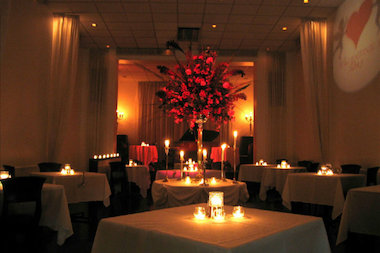 Bridgeport's Polo Cafe chef Dave Samber promises a romantic backdrop for his gourmet Valentine's Day dinner.