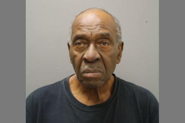Roosevelt Shaffer, 72, is charged with the stabbing death of Raymond Robinson.